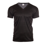 V-neck Interlock shirt