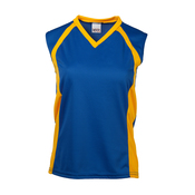 V-neck Sleeveless Jersey