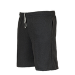 Fleece shorts with pockets
