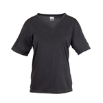 Women's V-neck Interlock Shirt