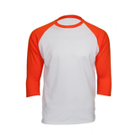 Long sleeve baseball jersey