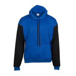Varsity hooded sweatshirt