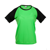 Contrast color ladies Jersey